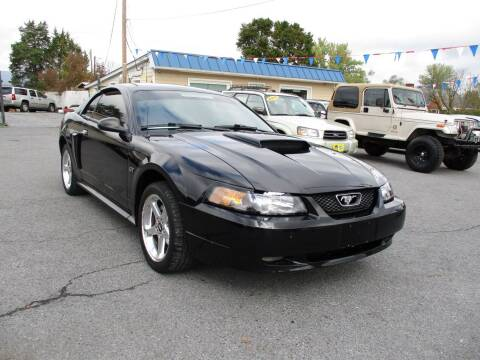 2003 Ford Mustang for sale at Supermax Autos in Strasburg VA
