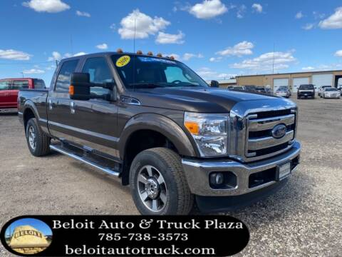 2016 Ford F-250 Super Duty for sale at BELOIT AUTO & TRUCK PLAZA INC in Beloit KS
