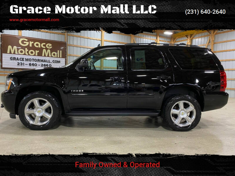 2013 Chevrolet Tahoe for sale at Grace Motor Mall LLC in Traverse City MI