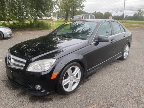 2010 Mercedes-Benz C-Class for sale at East Windsor Auto in East Windsor CT