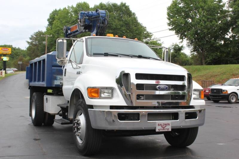 2010 Ford F-750 Super Duty for sale in Greenville, SC