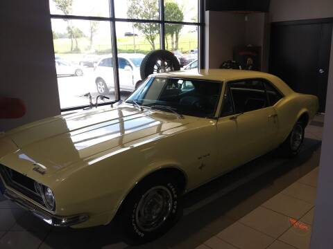 1967 Chevrolet Camaro for sale at DOUG'S AUTO SALES INC in Pleasant View TN