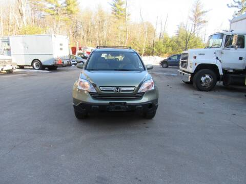 2009 Honda CR-V for sale at Heritage Truck and Auto Inc. in Londonderry NH