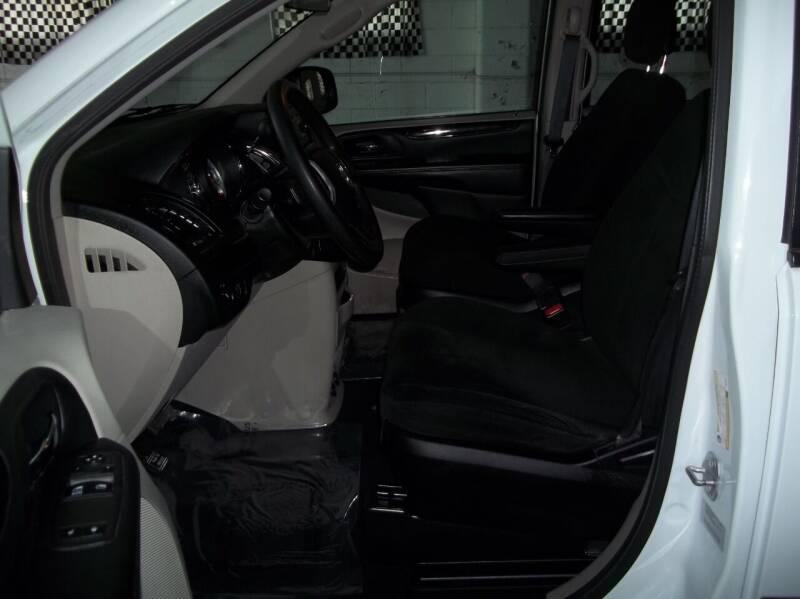 2015 Dodge Grand Caravan American Value Package 4dr Mini-Van - Albion NE