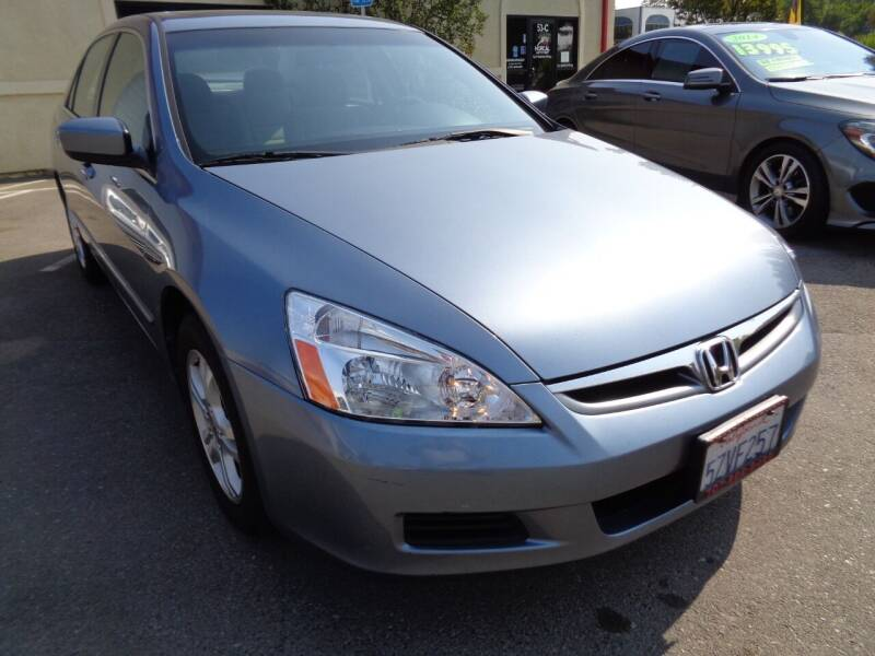2007 Honda Accord for sale at NorCal Auto Mart in Vacaville CA