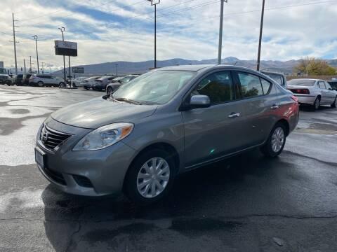 2014 Nissan Versa for sale at Auto Image Auto Sales in Pocatello ID