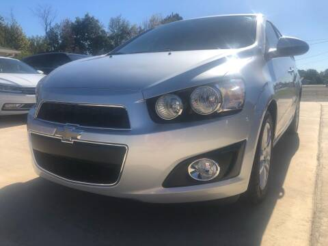 2016 Chevrolet Sonic for sale at A&C Auto Sales in Moody AL