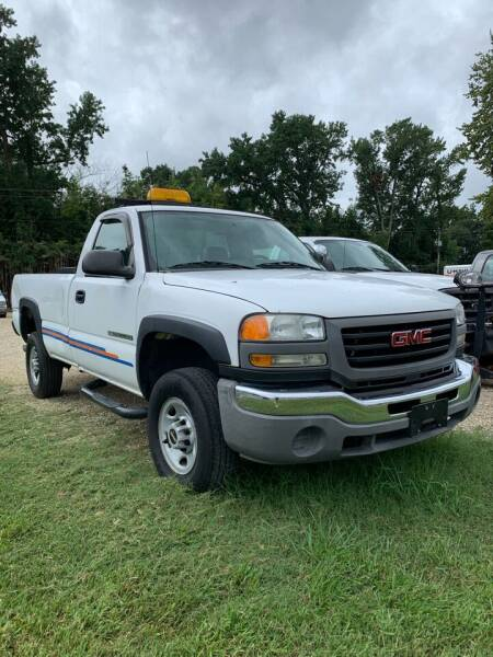 2006 GMC Sierra 2500HD for sale at City to City Auto Sales in Richmond VA