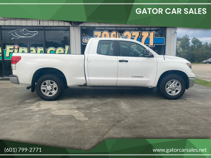 2010 Toyota Tundra for sale at Gator Car Sales in Picayune MS