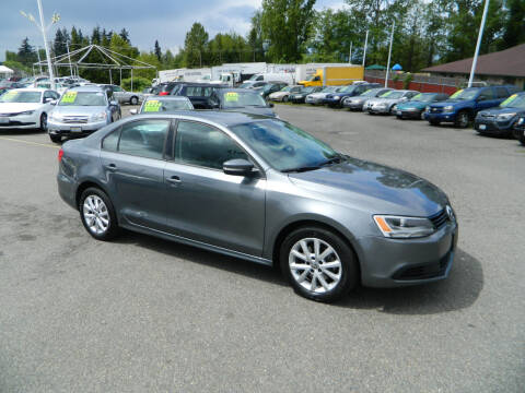 2012 Volkswagen Jetta for sale at J & R Motorsports in Lynnwood WA