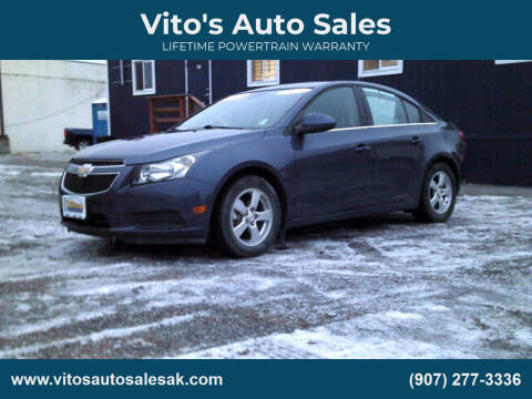 2014 Chevrolet Cruze for sale at Vito's Auto Sales in Anchorage AK