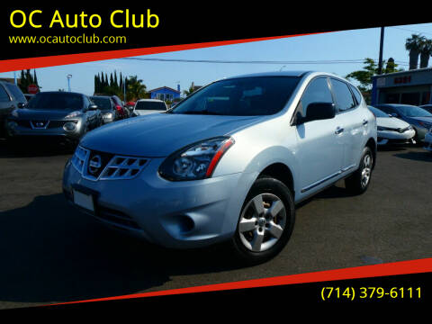 2015 Nissan Rogue Select for sale at OC Auto Club in Midway City CA