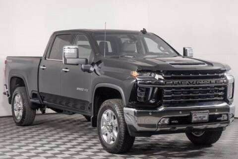 2021 Chevrolet Silverado 2500HD for sale at Washington Auto Credit in Puyallup WA
