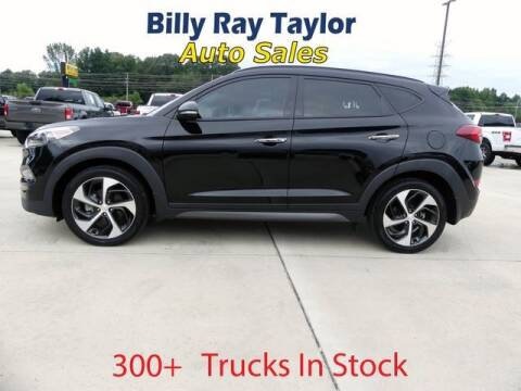 2016 Hyundai Tucson for sale at Billy Ray Taylor Auto Sales in Cullman AL