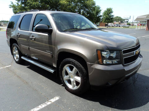 2013 Chevrolet Tahoe for sale at J & L Sales LLC in Topeka KS
