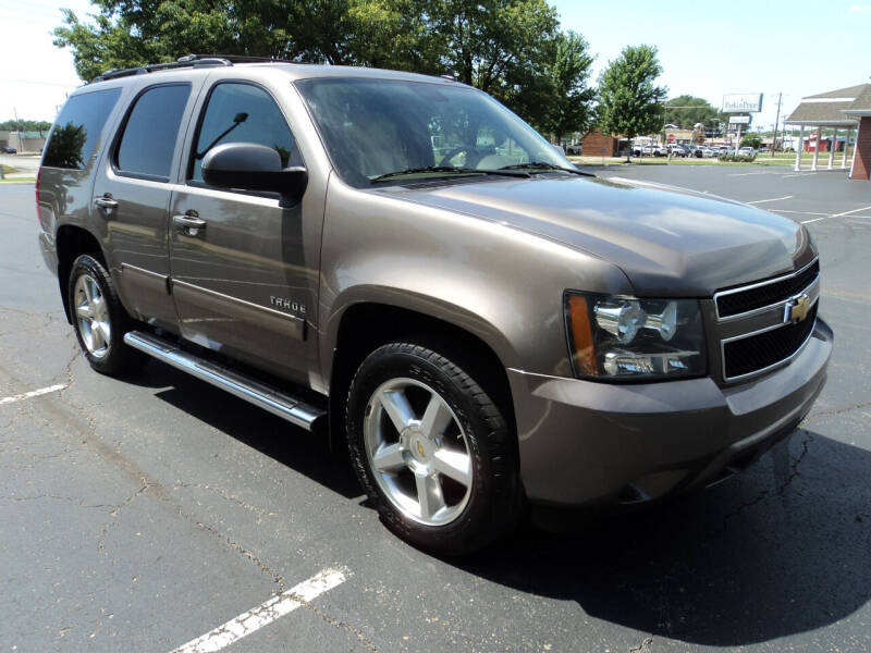 2013 Chevrolet Tahoe for sale at J & L Sales LLC in Topeka KS