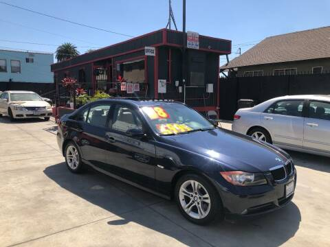 2008 BMW 3 Series for sale at The Lot Auto Sales in Long Beach CA