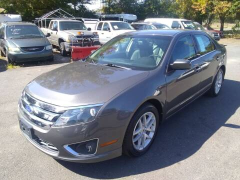 2011 Ford Fusion for sale at Wilson Investments LLC in Ewing NJ