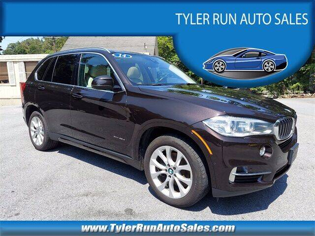 2014 BMW X5 for sale at Tyler Run Auto Sales in York PA