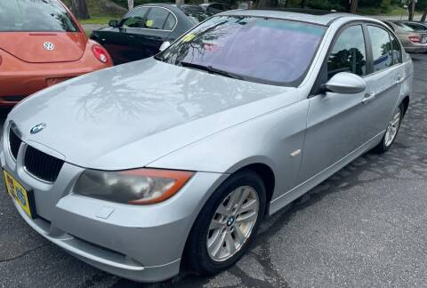 2006 BMW 3 Series for sale at Premier Automart in Milford MA