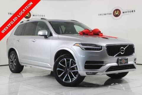 2018 Volvo XC90 for sale at INDY'S UNLIMITED MOTORS - UNLIMITED MOTORS in Westfield IN