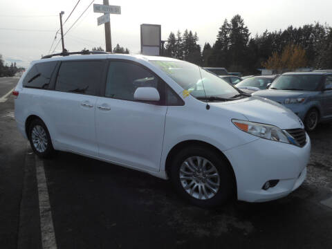 2013 Toyota Sienna for sale at Lino's Autos Inc in Vancouver WA