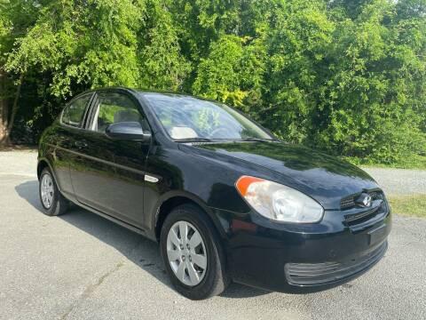 2009 Hyundai Accent for sale at Pristine AutoPlex in Burlington NC