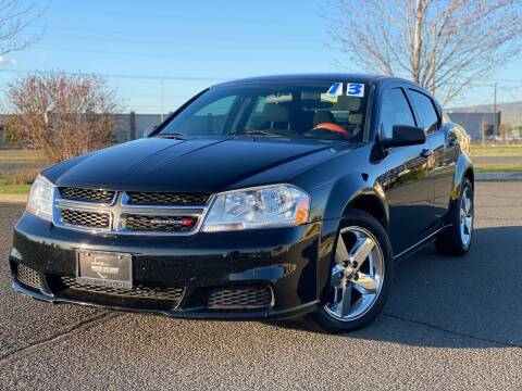 2013 Dodge Avenger for sale at Premier Auto Group in Union Gap WA