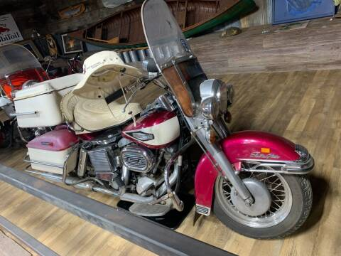 1970 Harley-Davidson FLH Shovelhead for sale at Pro Auto Sales and Service in Ortonville MN