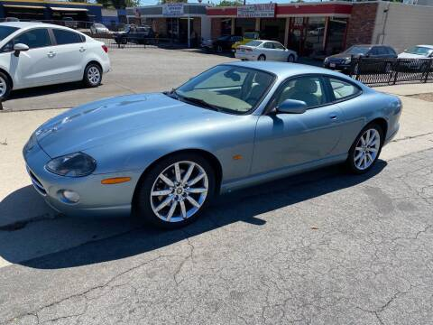 2005 Jaguar XK-Series for sale at California Motor Cars in Covina CA