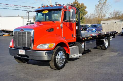 2020 Peterbilt 337 for sale at Ricks Auto Sales, Inc. in Kenton OH