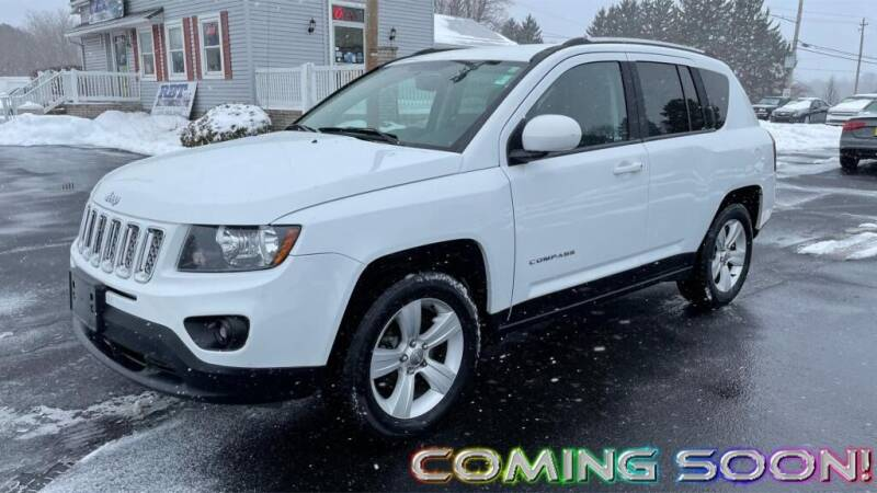 2014 Jeep Compass for sale at RBT Automotive LLC in Perry OH