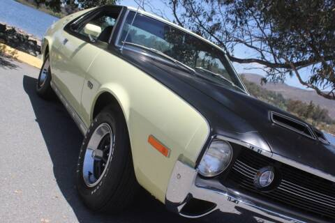 1970 AMC AMX for sale at Precious Metals in San Diego CA