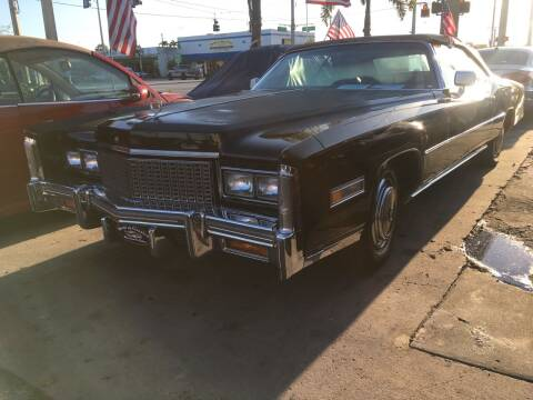 1976 Cadillac Eldorado for sale at TOP TWO USA INC in Oakland Park FL