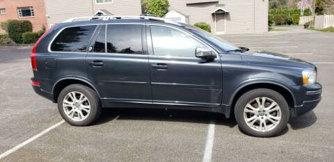 2014 Volvo XC90 for sale at Seattle Motorsports in Shoreline WA