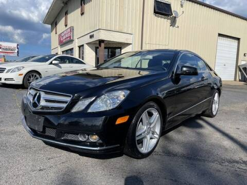 2011 Mercedes-Benz E-Class for sale at Premium Auto Collection in Chesapeake VA