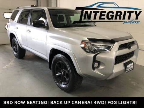2018 Toyota 4Runner for sale at Integrity Motors, Inc. in Fond Du Lac WI