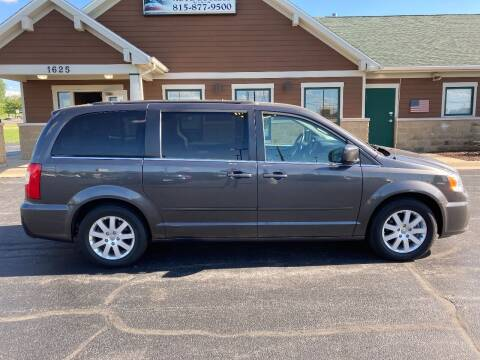 2015 Chrysler Town and Country for sale at Auto Outlets USA in Rockford IL