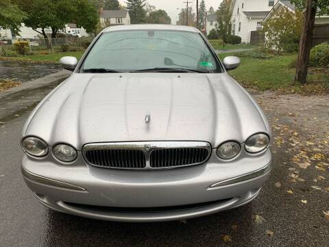 2003 Jaguar X-Type for sale at Via Roma Auto Sales in Columbus OH