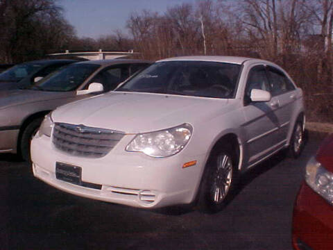 2008 Chrysler Sebring for sale at Bates Auto & Truck Center in Zanesville OH