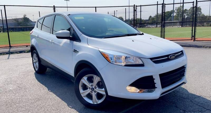 2015 Ford Escape for sale at Maxima Auto Sales in Malden MA
