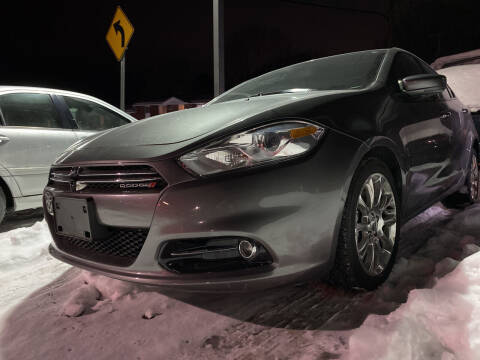 2013 Dodge Dart for sale at Apple Auto Sales Inc in Camillus NY