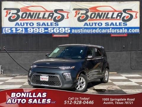 2020 Kia Soul for sale at Bonillas Auto Sales in Austin TX