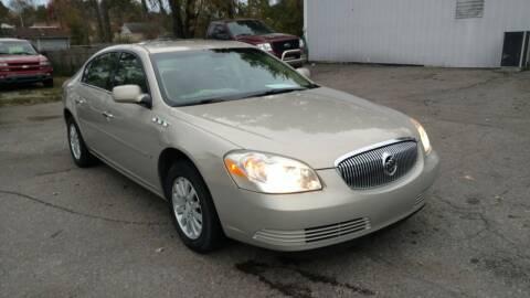 2008 Buick Lucerne for sale at Superior Motors in Mount Morris MI