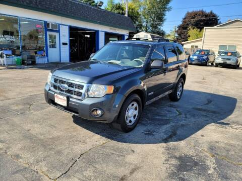 2008 Ford Escape for sale at MOE MOTORS LLC in South Milwaukee WI
