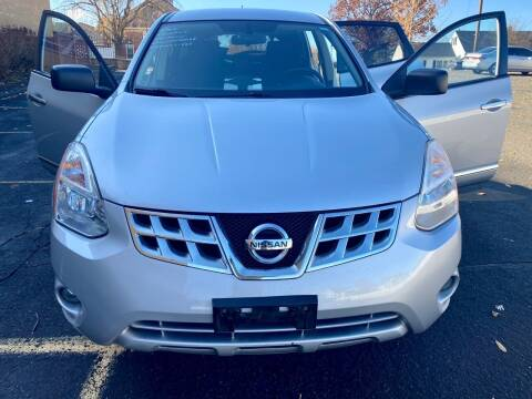 2012 Nissan Rogue for sale at AR's Used Car Sales LLC in Danbury CT