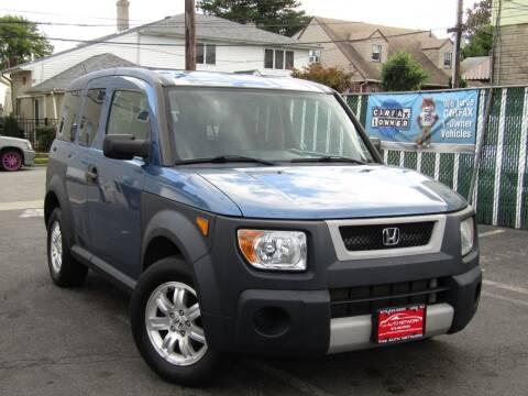 2006 Honda Element for sale at The Auto Network in Lodi NJ