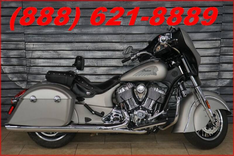 2016 Indian Chieftain for sale at AZautorv.com in Mesa AZ