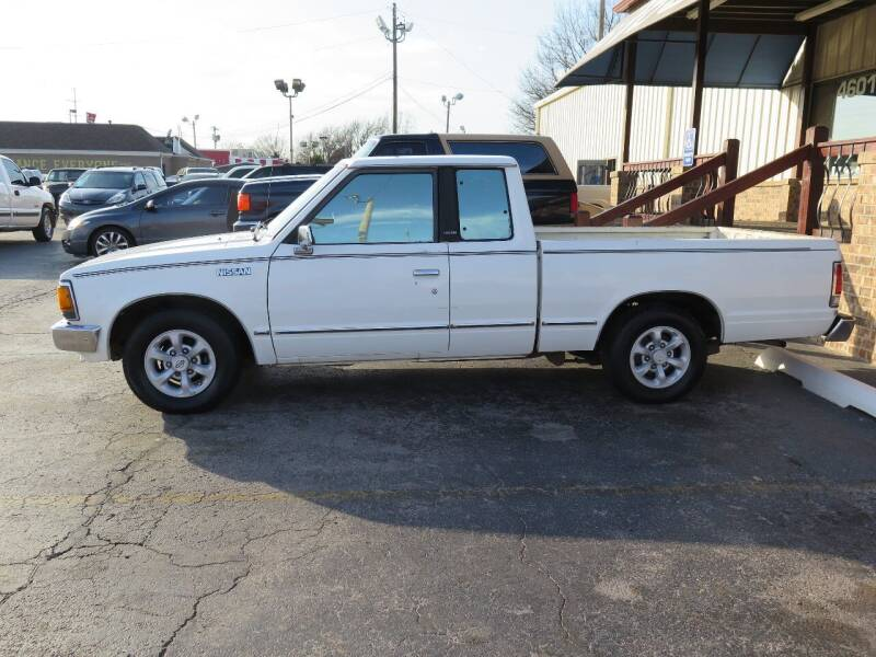 1985 Nissan Pickup for sale at United Auto Sales in Oklahoma City OK