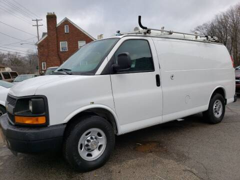 2012 Chevrolet Express Cargo for sale at COLONIAL AUTO SALES in North Lima OH